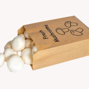 Mushroom Bag paper