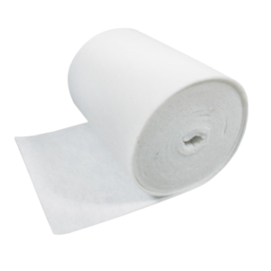 Filter roll for food